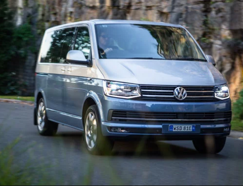 Presentación Volkswagen Multivan Awauto
