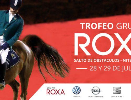 Trofeo hípico GRUPO ROXA y NITS A LA FRESCA