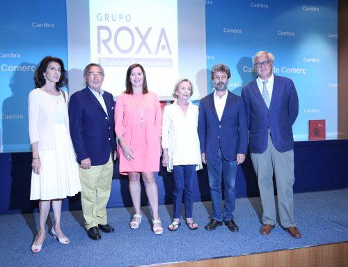 Celebración del 75 aniversario del Grupo Roxa
