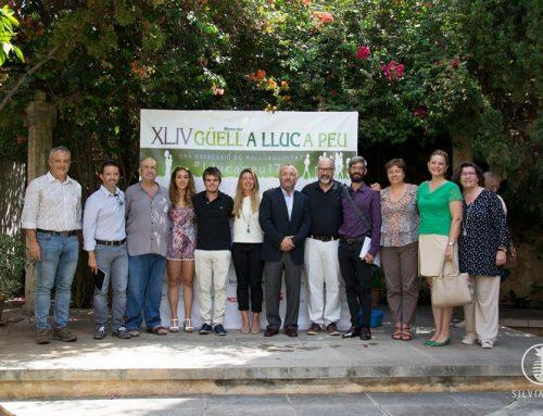 """Grupo Roxa patrocinador de la XLIV edición de la popular """"Marxa des Güell a Lluc a Peu"""""""