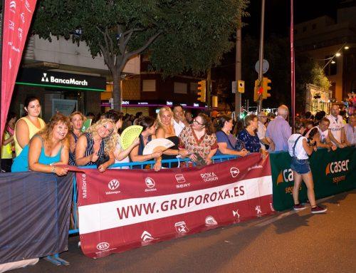 Del Güell a Lluc a Peu con el Grupo Roxa