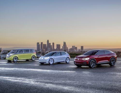 Novedades del sector automoción en CES2018 Las Vegas