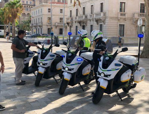 Silence Mallorca hace entrega de 10 scooters eléctricos al ente público Ports de Balears