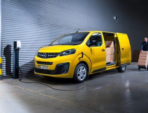 El nuevo Opel Vivaro-e se convierte en la Furgoneta Internacional del Año 2021